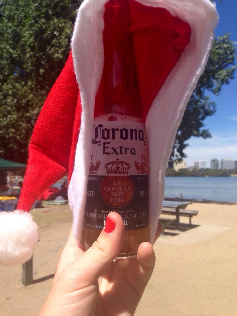 Noel au soleil - Australie