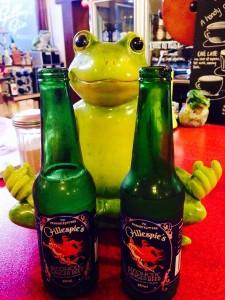 pickled frog backpackers hobart
