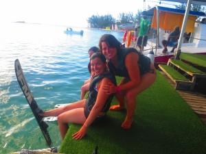 sisters-ski-nautique-maurice
