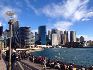 Sydney-circular-quay-visite-australie